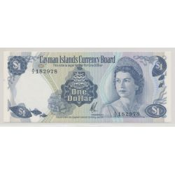 Iles caimans - 1 Dollar - 1972 - A/2