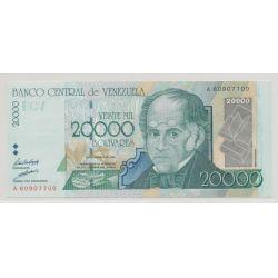 Vénézuéla - 20000 Bolivars - 1998