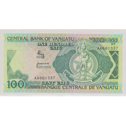 Vanuatu - 100 Vatu - 1982
