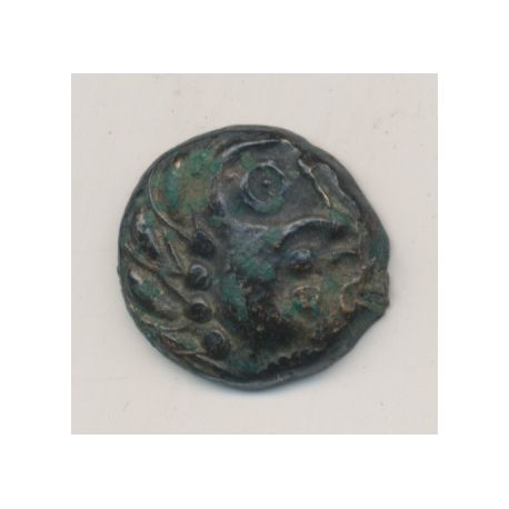 Bronze à l'oiseau - Sennes - Sens