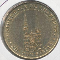 Dept28 - Cathédrale Chartres 12e et 13e siècle 2001