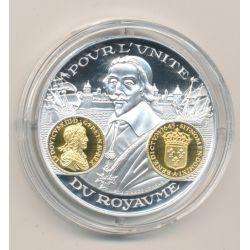 Médaille  - Louis XIII - Ecu 1643 - 2000 ans d'histoire monétaire Français