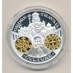 Médaille  - Denier 781 - 2000 ans d'histoire monétaire Français