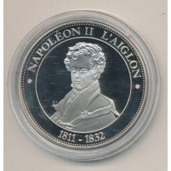 Médaille - Napoléon II l'aiglon - 1811-1832 - Collection Napoléon Bonaparte