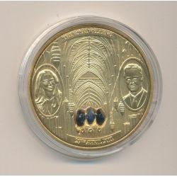 Médaille - Mariage royal 2011 - Prince William et kate middleton
