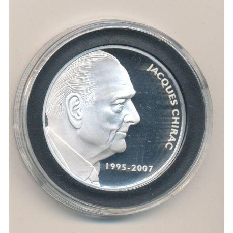 Médaille - - Les Présidents de la république