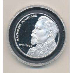 Médaille - Raymond Poincarré - Les Présidents de la république