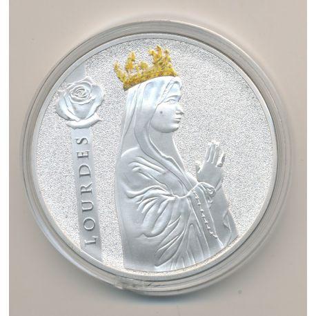 Médaille - Lourdes