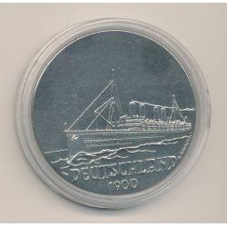 Médaille - Deutschland 1900 - Paquebots Transatlantiques