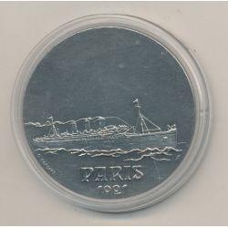 Médaille - Paris 1921 - Paquebots Transatlantiques