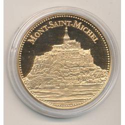 Médaille - Mont st michel - Trésor patrimoine de France