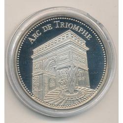 Médaille - Arc de triomphe - Trésor patrimoine de France