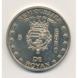 5 Euro - 1996 - Royan