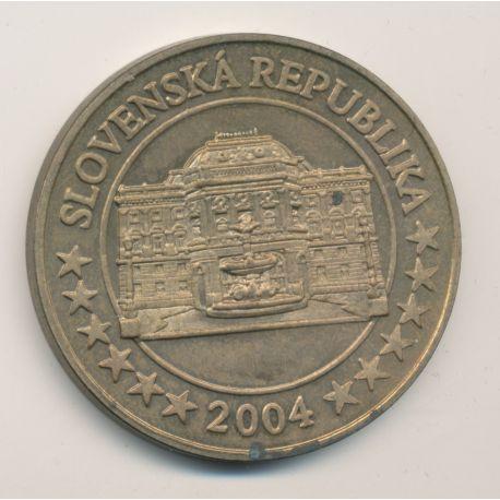 5 Euro essai - 2004