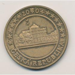 5 Euro essai - 2004 - Tchequie