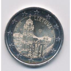 2€ Lituanie - 2017 - Vilnius