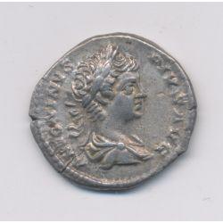 Denier - Caracalla - argent