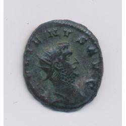 Antoninien - Gallien - Siscia - billon