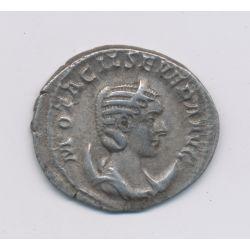 Antoninien - Otacilia sévère - Rome - billon