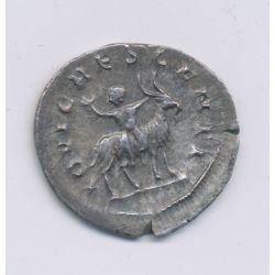 Antoninien - Valerian II - Lyon - billon
