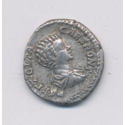 Denier - Geta - Rome - argent