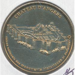 Dept49 - Chateau d'Angers N°1 - 2004 B - CNHMS