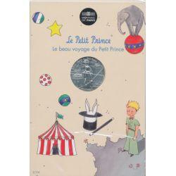 10 Euro 2016 - Petit Prince - La Rochelle - argent