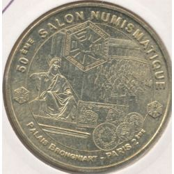 Dept7502 - 50e salon numismatique - Paris - 2007