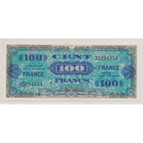 100 Francs France - 1944 - série 2