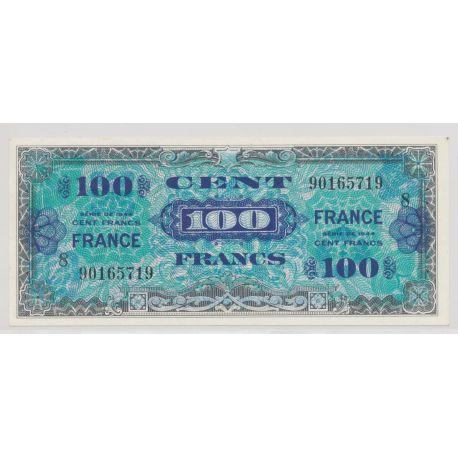100 Francs France - 1944 - série 8