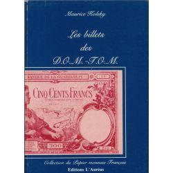 Les Billets des DOM-TOM - Maurice Kolsky