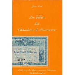 Les Billets des Chambres de commerce - Jean Pirot