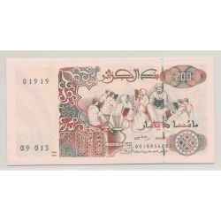 Algérie - 200 Dinars - 21.05.1992 - NEUF