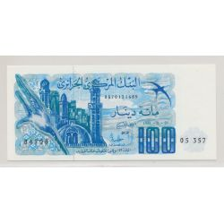 Algérie - 100 Dinars - 1.11.1981 - NEUF
