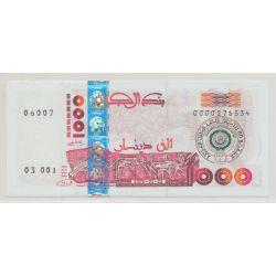 Algérie - 1000 Dinars - 22.03.2005 - NEUF
