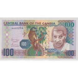 Gambie - 100 dalasis - 2006 - NEUF