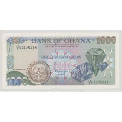 Ghana - 1000 cedis - 23.02.1996 - NEUF