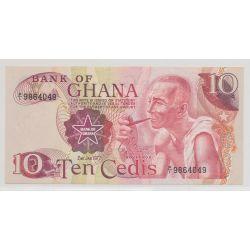 Ghana - 10 cedis - 2.01.1977 - NEUF