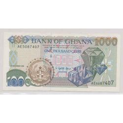 Ghana - 1000 cedis - 23.02.1996 - SUP