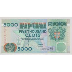 Ghana - 5000 cedis - 4.08.2006 - NEUF