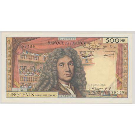 500 NF Molière - 2.07.1959