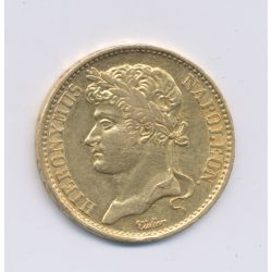 Allemagne - 20 Frank - 1808 C Cassel - Jérome Napoléon - Westphalie