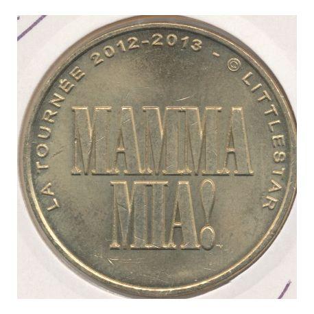 Dept7509 - Mamma mia 2012 - Paris