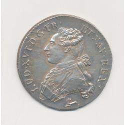 Louis XVI - 1/5 écu - 1787 R Orléans