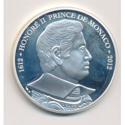 Monaco - 10 Euro 2012 - Honoré II