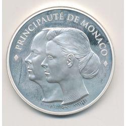 Monaco - 10 Euro 2011 - Mariage princier