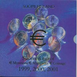 Coffret BU Finlande - Introset 1999/2000/2001