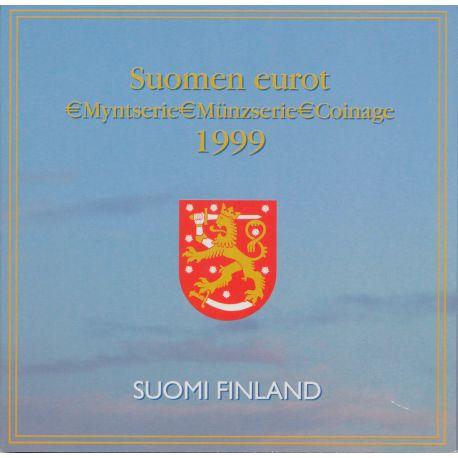 Coffret BU Finlande - 1999
