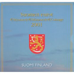 Coffret BU Finlande - 2001