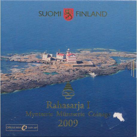 Coffret BU Finlande - 2009